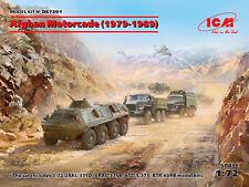ICM 1/72 Afghan Motorcade (1979-1989) # DS7201
