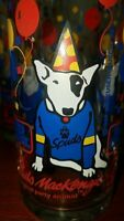 RARE -1987 Spuds Mackenzie Bud Light - Set of 4 Glasses - Vintage/Collectible