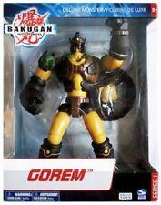 "Bakugan Battle Brawlers Deluxe Monster 9"" Gorem"