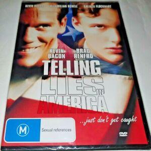 Telling Lies In America DVD