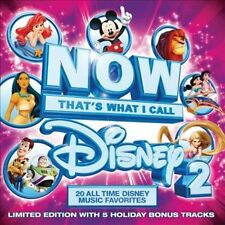NEW NOW Disney 2 [Limited Edition Deluxe] (Audio CD)