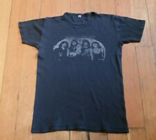 Vintage 1980's Break Point Concert T-Shirt Super Rare Size 2 Sided Large