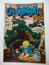 GI COMBAT  #134  (1969)  6.0 FN
