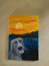 Sunsets Multi-Colour Art Paintings