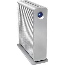 LaCie d2 Quadra V3 4TB External Hard Drive - USB 3.0, (2) FireWire 800, eSATA