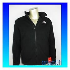 The North Face Men's Full zip Tundra Size M  Black 300 Thick Fleece Jacket