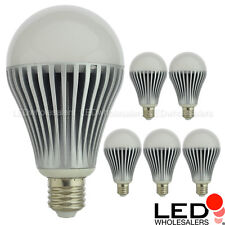 Dimmable 9W LED Bulb Standard Screw Base A80 60W-Equivalent Warm White (6-Pack)