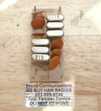 Ten Tec 219 Narrow CW Filter Orion, Omni 5  6, VI C MY OTHER HAM RADIO GEAR Ebay