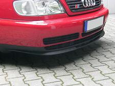 Audi-A6 S6 C4 Front Bumper CUPRA R Euro Trim Spoiler Lip Valance Splitter S Line