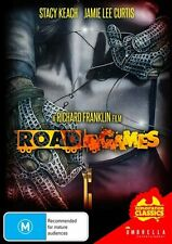Road Games (DVD) THRILLER Richard Frankin [All Regions] NEW/SEALED