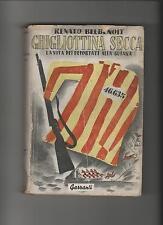René Belbenoit GHIGLIOTTINA SECCA garzanti 1942 deportati Guiana CON TAVOLE