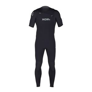 XCEL Men's 2mm Infiniti Comp X2 S/S Wetsuit Retail: $385 (NWT)