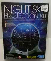 Create A Night Sky Projection Kit 4M Kids Labs Interact Science Sealed