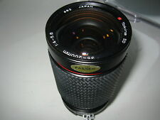 Nikon AiS Fit TOKINA SD 35-200 F4/5.6 Macro Zoom Téléobjectif Film/Digital