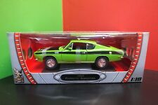 Yat Ming (1/18) -- Road Signature Collection -- 1969 Plymouth Barracuda