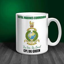 The Royal Marines Commando Personalised Ceramic Mug Gift