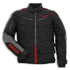 Ducati Rev'it Strada 2 Motorcycle Jacket Gore-Tex XXL