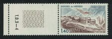Andorra Fr. Architecture Coin Label Control Number 1981 MNH SG#F310 MI#312