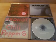 Red Hot Chili Peppers - 4 Maxis  Can't stop - Otherside - Otherside Promo - Buy