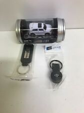 Scion Mini Remote Control Car - xB White Key Chain Led Key Fob RC