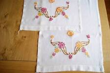Embroidery Antique Cushions/Seat Covers