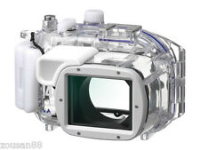 PANASONIC DMW-MCTZ10 Waterproof Underwater Marine Case Lumix DMC-TZ10 Japan NEW