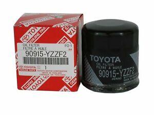 TOYOTA OEM Engine-Oil Filter 90915YZZF2
