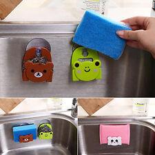 Küche Tank Chuck Abwasch Schwamm Halter Schwammablage Handtuch Schwammkorb FS