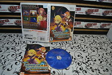 Tales of Symphonia: Dawn of the New World (Nintendo Wii, 2008) Complete