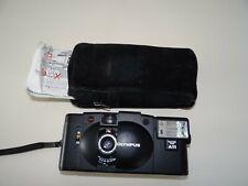 Olympus XA 2 Kompakt Filmkamera + a11 Flash + Tasche + Anleitung Top Zustand