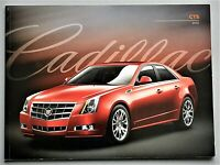 ORIGINAL 2010 CADILLAC CTS PRESTIGE SALES BROCHURE ~ 38 PAGES ~ 10CADCTS