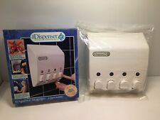 The Dispenser Shower Organizer 4 Product Dispenser New And Sealed