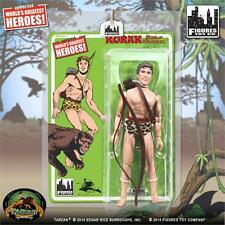 TARZAN,KORAK RETRO mego SERIES 1 8 INCH ACTION FIGURE Worlds greatest heroes