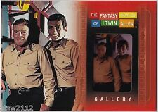 THE FANTASY WORLDS OF IRWIN ALLEN G1 GALLERY INSERT VOYAGE TO THE BOTTOM OF SEA