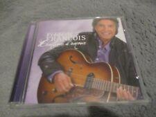 """CD """"CHANTEUR D'AMOUR"""" Frederic FRANCOIS"""