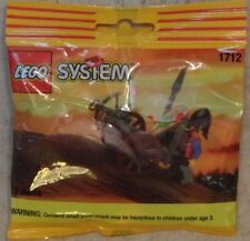 Lego 1712 Knights Crossbow Cart 22 pieces NEW Sealed MISP 1994