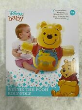Disney baby Winnie the Pooh Roly-Poly Toy - NEW in box