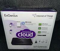 EnGenius Gateway High Performance Wi-Fi & Phone Ports EPG600 IOT (New Sealed)