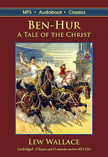 Ben-Hur: A Tale of the Christ - MP3 CD in DVD case