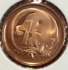 1976 1 cent proof coin