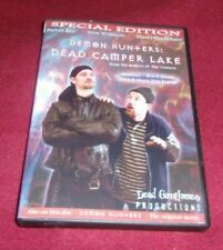Demon Hunters: Dead Camper Lake RARE OOP DVD from the makers of Gamers