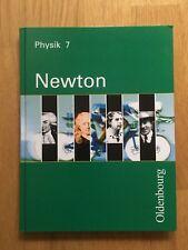 Physik 7 Newton Schülerbuch