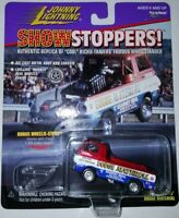 Johnny Lightning Show Stoppers Richie Travers' Dodge A-100 Dodge Material 1:64