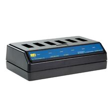 RF1060C 6 Slot Lithium-Ion Battery Charger Replace the C936 for 3M c1060 / XT1