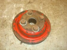 1957 Ford 861 Tractor Front Crankshaft Pulley 600 800