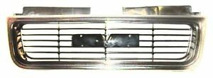 CHROME GRILLE 1998-2004 GMC SONOMA JIMMY