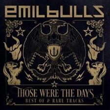 Emil Bulls: Those were the days - Best Of & Rare Tracks -    CD  NEU