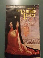 the vampire lestat Anne Rice's COMIC
