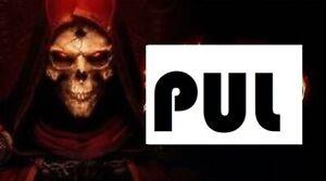 PUL RUNE - DIABLO 2 RESURRECTED SOFTCORE D2R