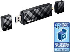 ASUS USB-AC56 802.11ac Dual-Band Wireless-AC1300 USB 3.0 Adapter[USB-AC56]